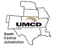 logo of South Central Jurisdiction